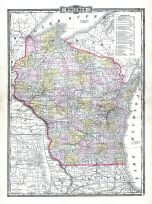 State Map, Jefferson County 1899